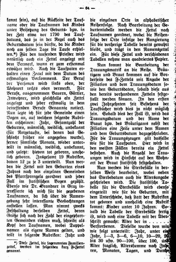 Die Kirchenbücher der Pfarre Groß-Herrlitz bei Tropau von 1646 bis 1. Mai 1784 - 2