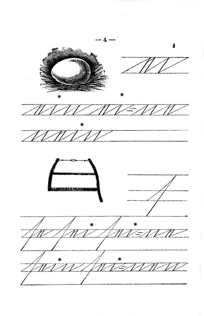Deutsche Fibel -ei - ein / s - sei (Schreibschrift)